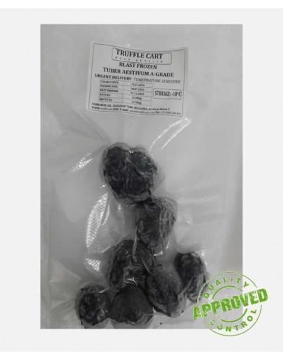 Truffes d été noires surgelées A-qualité