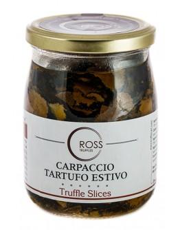 Carpaccio de truffes