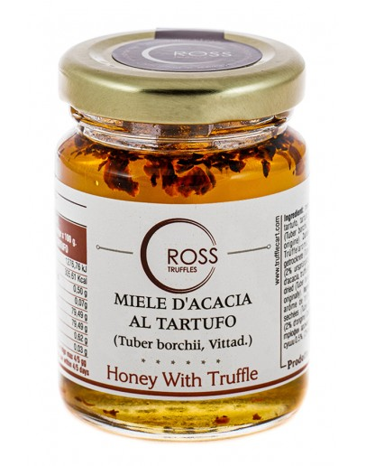 Miel aux truffes blanches-120g