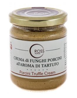 Crème de cèpes et truffes blanches