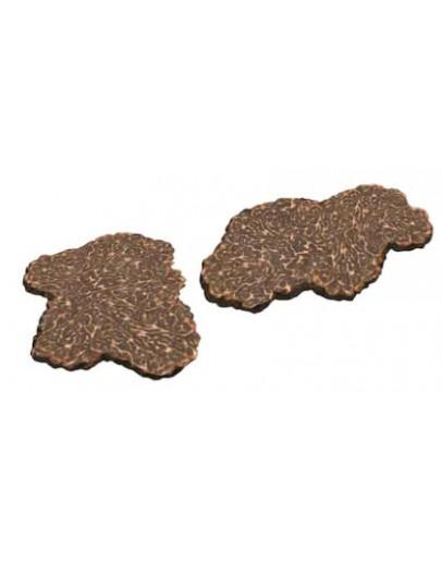 Eclats de truffes noires fraîches - Tuber Melanosporum Truffes Fraîches, Espèce truffe, Frais Tuber Melanosporum image