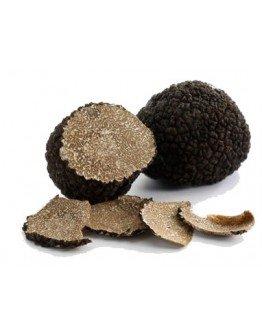 Noir frais truffes Tuber Uncinatum B-qualité
