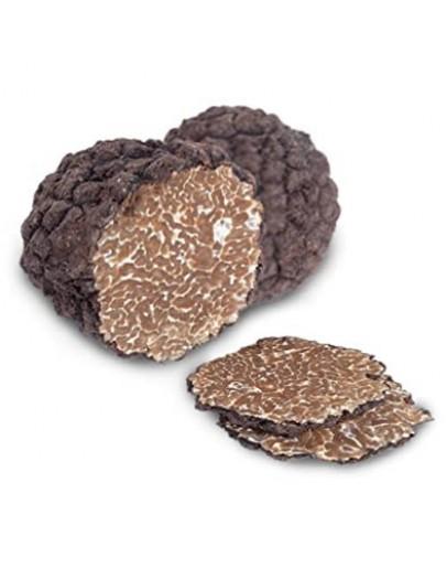 Noir frais truffes Tuber Uncinatum Qualité Supérieure Truffes Fraîches, Espèce truffe, Frais Tuber Uncinatum image