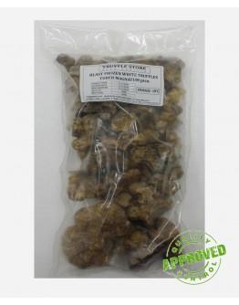 Truffes blanches Tuber Magnatum pico surgelées B-qualité